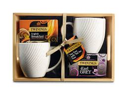 tea gift sets tea tray for two twinings gift collection