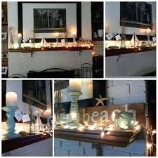 fireplace mantel lighting ideas kitchenlighting co