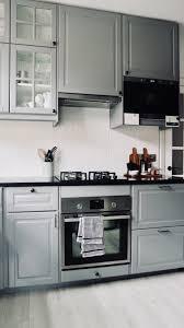 modern grey kitchen cabinets ikea my modern grey kitchen makeover reveal