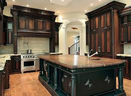 Discount Hickory Kitchen Cabinets Knotty Hickory Wood Rustic Wood Cabinets Rustic Kitchen Cabinet