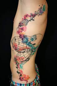 watercolor tattoos for ideas and inspiration for guys