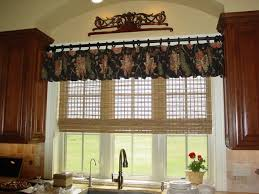 Brown Subway Tile Backsplash by Curtain Ideas For Kitchen Brown Tile Wall Kitchen Along Ceramic