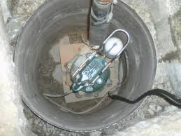 dry sump pit