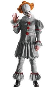 clown costume rubie s official stephen king s it 2017 pennywise grand heritage