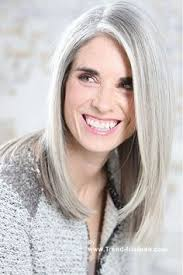 Frisuren Lange Graue Haare by Graue Haare Mein Ewiges Dilemma