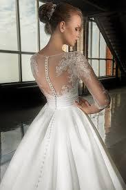 wedding dresses with pockets sleeves satin lace pockets wedding dresses bridal
