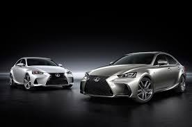 lexus sports car specs 2017 lexus is revealed in china with sharpened styling