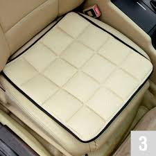 coussin de siege auto coussin voiture siège auto chaise de bureau avec bambou rembourrage