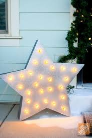 Christmas Outdoor Decorations Star by 168 Best Kerst Hout Images On Pinterest Christmas Ideas