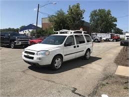 chevrolet uplander cargo van for sale used cars on buysellsearch