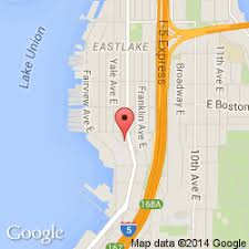 seattle map eastlake pcad pacific architect and builder magazine office building