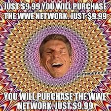 Wwe Network Meme - meme gene okerlund wwe memes meme gene instagram photos and