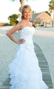 beach wedding dresses preowned wedding dresses