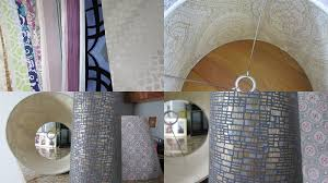 create a beautiful lamp shade with wallpaper brewster home make a statement with color or go classic with neutrals either way you get to design a lampshade based on your own personal style and taste