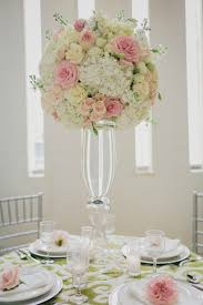White Centerpieces Wedding Wednesday Elevated Centerpieces Flirty Fleurs The