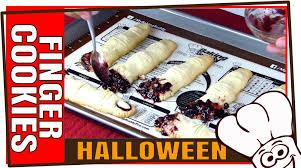 monster finger cookies halloween recipe ideas how to use