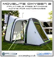 Motorhome Porch Awning 2014 Movelite Oxygen 2 Drive Away Inflatable Motorhome Awning