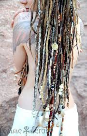 hippie hair wraps medicine woman bohemian hair wraps temporary dreadlocks