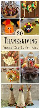 20 edible thanksgiving crafts for thanksgiving craft and