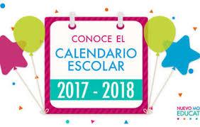 calendario escolar argentina 2017 2018 calendario escolar para el ciclo escolar 2017 2018 secretaría