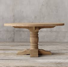 round farmhouse dining table 1930s french farmhouse round dining table