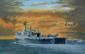 amphibious warfare ships