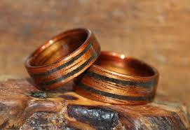 touch wood rings chris and from australia commissioned touch wood rings made