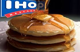 Get Free Pancakes At Participating Ihop National Pancake Day Free Stack Today 2 27 7am To 7pm