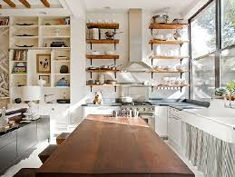 open kitchen shelving ideas open cabinet kitchen ideas akioz com