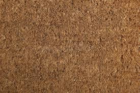 zerbino di cocco struttura fondo dello zerbino della fibra di cocco immagine