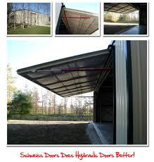 bob dalley u0027s hydraulic hangar door schweiss must see photos