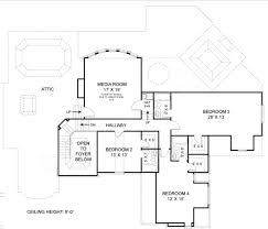 house plans with media room drewnoport traditional house plans luxury floor plans