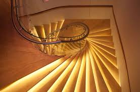 Modern Design Staircase Interior A Private Playground In The Amusing Spiral Stairscase