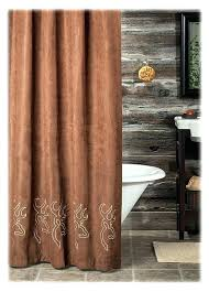 Fishing Shower Curtains Moose R Uscom Outdoors Cing Trip Cabin Theme Bathroom