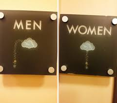 British Words For Bathroom 10 Of The Most Creative Bathroom Signs Ever Bored Panda