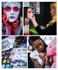 school for special effects makeup special effects and fx makeup 2 day school
