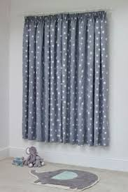 Nursery Curtains Next Dorma White Bunny Meadow Lined Pencil Pleat Curtains Dunelm