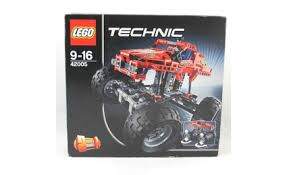 lego technic monster truck 42005 buy collectables