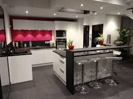 cuisine moderne ilot meuble îlot cuisine 1 indogate decoration cuisine wenge