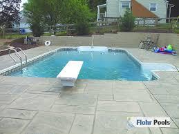 rectangular backyard design outdoor furniture design and ideas