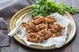 cuisine libanaise recette fatayer petits chaussons à la viande libanais cuisine addict