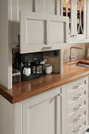 best 25 custom kitchen cabinets ideas on pinterest custom coffee station keep your kitchen counters clutter free with these beautiful custom cabinets from