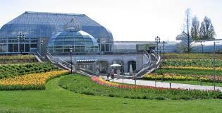 Phipps Conservatory Botanical Gardens by Phipps Conservatory Pashek Mtr