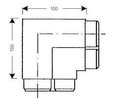 joint de chambre froide angle pour joint caoutchouc pour chambre froide jcr 040
