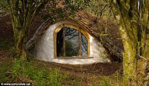simon dale how i built my hobbit house in wales for just 3 000