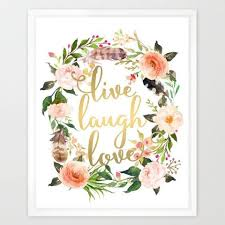 live laugh love this is the origin of live laugh love