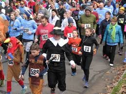 wins chatham turkey trot race raises record 27 500