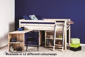 Thuka Bunk Bed Thuka Trendy 11 Midsleeper Bed Choice Of Colours By Thuka