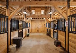 barn interiors horse barn interior ideas hillside horse barn traditional shed other