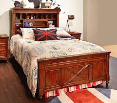 legacy classic kids youth bedroom big sur bookcase bed twin